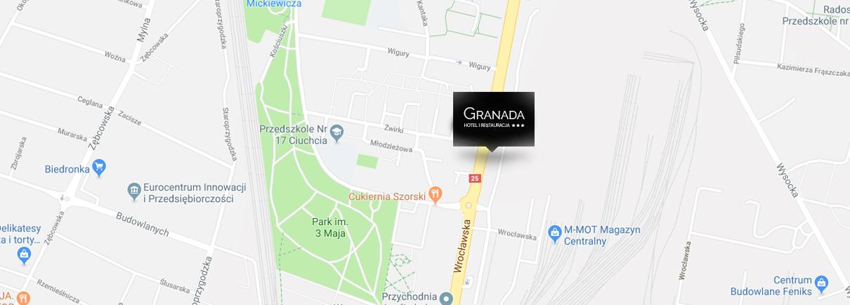 Hotel Granada Ostrów Wielkopolski