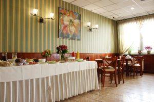 restauracja w ostrowie