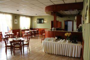 granada ostrów wielkopolski restauracja