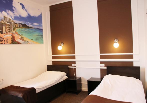 Pokoje Hotel Granada
