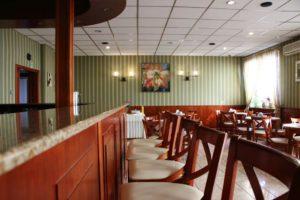 restauracja ostrów wlkp